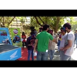 Anchoring Video 3_ Outside College..during holi.
